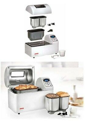 Unold Backmeister Extra Brotbackautomat 700W 3 Stufen LCD Anzeige