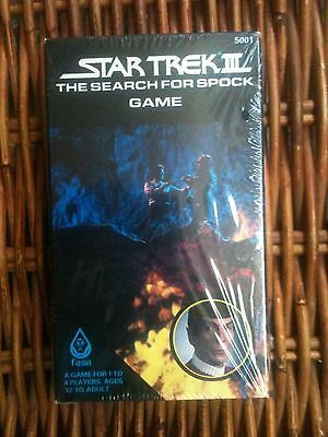 Star Trek Iii The Search For Spock Game Fasa 1984