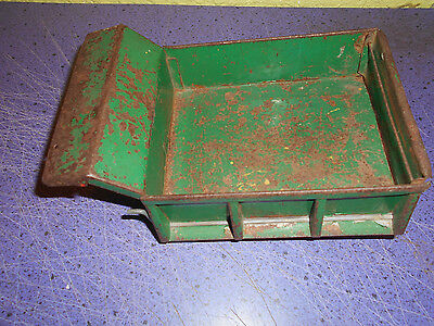 tonka ford dumper truck bed with tailgate 1955 for parts
