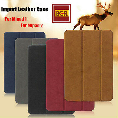 Luxury Folding PU Leather Flip Smart Stand Case Cover For iPad 2 3 4Air/Pro/Mini