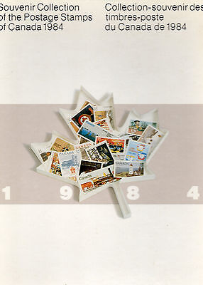 Canada Timbres Neufs 1984. Canada New Stamps 1984