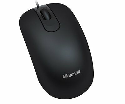 Original Microsoft USB Optical Mouse 200, 3 Button with Scroll Wheel