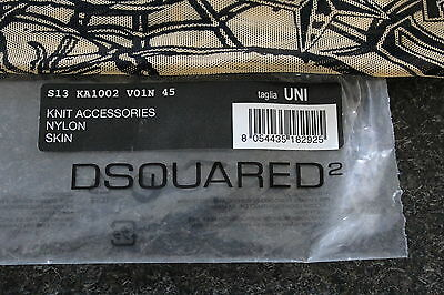DSQUARED2 S/S 2013 ROCKER TATTOO Sleeve (1) grab it  ** THE NEXT NEW HYPE **