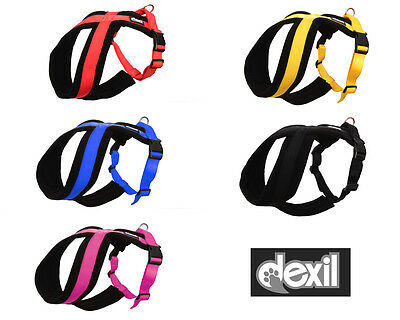 Dexil Elite Range Ultra Comfort Strong Cross Dog Harness!!