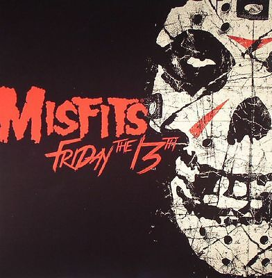 "MISFITS, The - Friday The 13th - Vinyl (limited coloured vinyl 12"")"