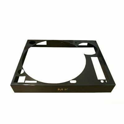 MK Stands Technics 1200/1210 MK3 & MK5 Top Plate Cover (single, grey flip)