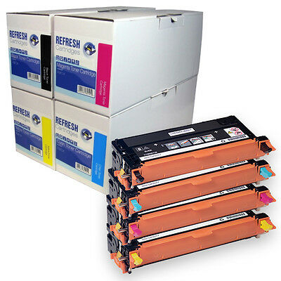 Refresh Cartridges Single / Multi Pack Toner Compatible With Xerox 6180 Series