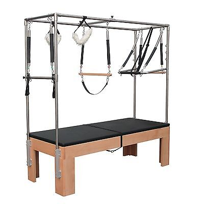 Pilates Cadillac Full Trapeze Table by BBPC - Premium Pilates Machine