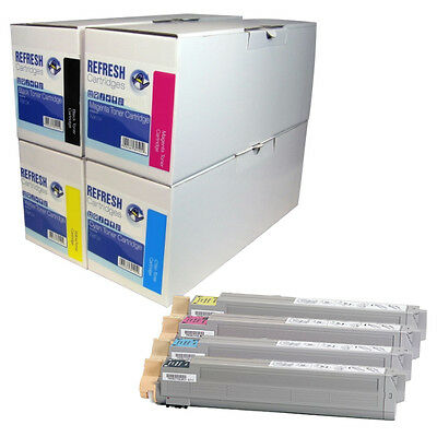 Refresh Cartridges Single / Multi Pack Toner Compatible With Xerox 6300 Series
