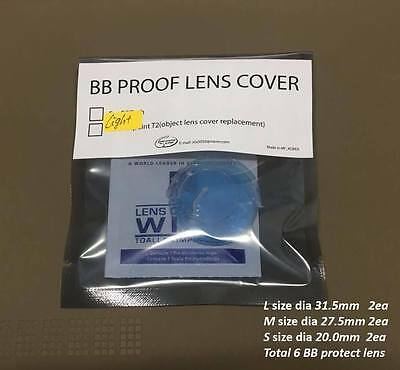 Kimplacustom BB protector for Light night force scope surefire red dot aimpoint