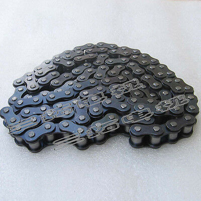 "1.5 Meters #35 Roller Chain Pitch 9.53mm Single Strand For 3/8"" #35 Roller Chain"