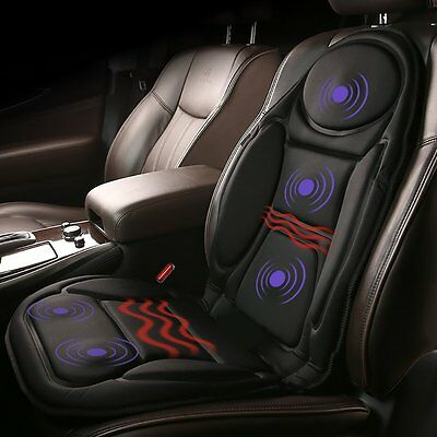 New Universal 12V Electric Heated Car Seat Cover Padded Thermal Warm Cushion