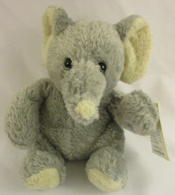 Rare Retired Princess Soft Toys 2000 Rumble Elephant Stuffed Plush NWT