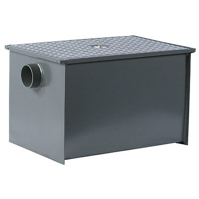 Dormont WD-50 Grease Trap Interceptor 50gal Flow Rate 100lb Grease Cap.