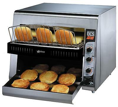 "Star QCS3-1400BH Holman Conveyor Toaster 14"" Wide Belt 1400 Bread Slices/Hr"