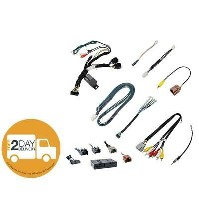kenwood wire wiring harness 16 pin cd radio stereo • 3 98 picclick axxess ax gmlan29 swc interface w swc for select 06 up chevrolet