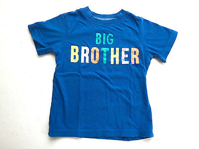 Carter's Royal Blue Big Brother T-Shirt Size 3T