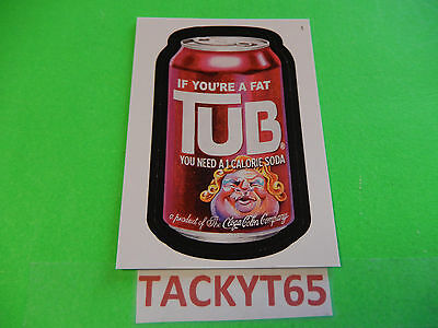 2007 Wacky Packages Series 5 Single Base Card(S)