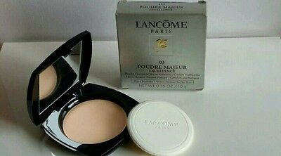 Lancome Poudre Majeur Excellence Micro Aerated Pressed Powder 03 Sable 10g