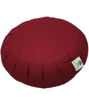 Buckwheat Zafu Meditation Cushion - For Meditation and Yoga