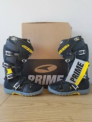 Men AXO PRIME MX BOOTS size 9