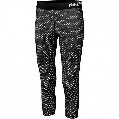 New Women's Nike Pro DRY Capris/ 3/4 leggings/ tight bottoms/gym/run/yoga/fitnes