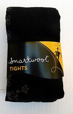 Women`s Smartwool Falling Fable Tights Black or Charcoal Heather MSRP$46.95