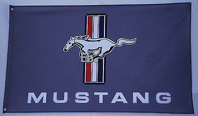 NEW Mustang flag, Ford mustang Car banner flags 3X5 Ft - free shipping