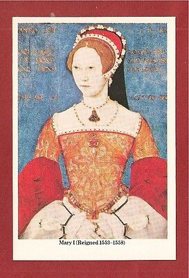 MARY I  Daughter of Henry VIII & Catherine of Aragon