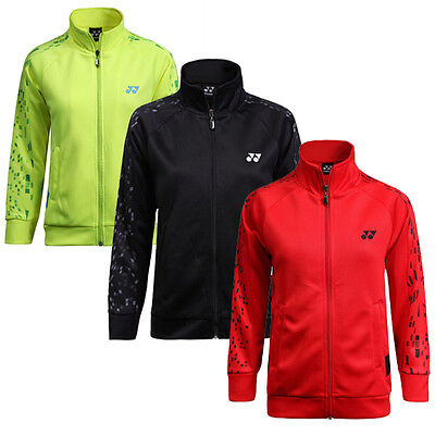 Yonex Badminton Tracksuit - Cool Sportswear Top Sports Clothing - UK Stock
