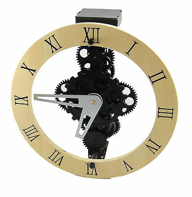 Horloge Murale Poser avec Engrenages Visibles DynaSun GCL08-333 - NEUF