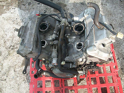 Honda VFR 800 F 2000 Complete Engine With Starter and Pumps