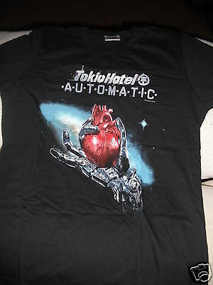 Tokio Hotel Shirt Girl Size S Official Collector´s