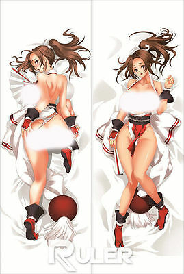 Anime Dakimakura Pillow Case The King Of Fighters MAI SHIRANUI SM320
