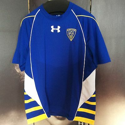 Maglia rugby Clermont Auvergne - Under Armour - Rugby shirt - BLUE