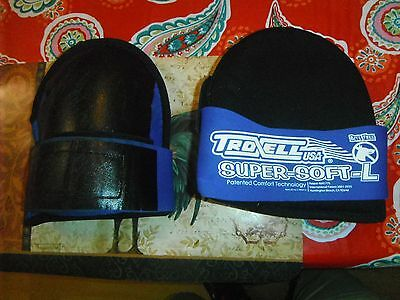 Troxell USA Blue Super-Soft X Large Kneepads