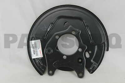 4650320070 Genuine Toyota PLATE SUB-ASSY, PARKING BRAKE, RH 46503-20070
