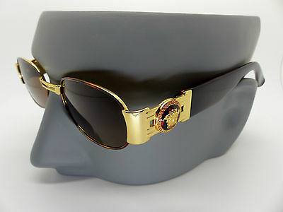 Versace Gianni Sunglasses Mod S70 Col 07M  Vintage Genuine New Old Stock