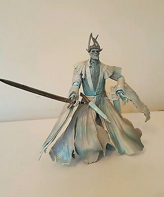 Twilight Ringwraith LOTR Lord of The Rings Action Figure Marvel Rare.