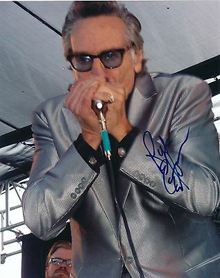 Rick Estrin signed 8x10 color photo