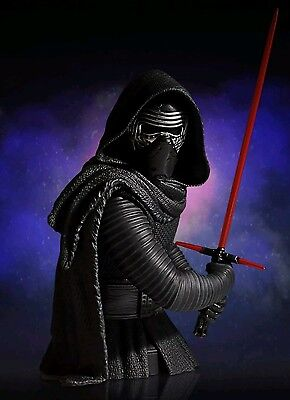 Star Wars Kylo Ren Mini Bust GENTLE GIANT Limited Edition Statue 2038/2500