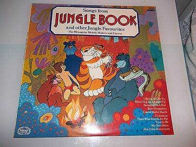 Songs From The Jungle Book And Other Jungle Favourites, Vinyl, LP