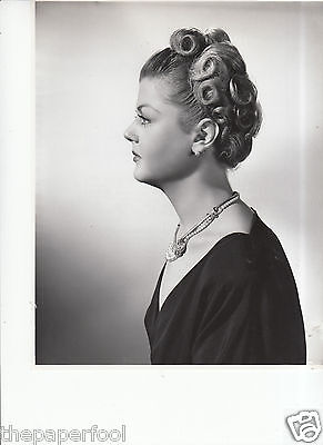 "Vintage 1948 photo of Angela Lansbury from the movie ""The state of the Union"""