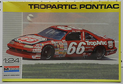 Tropartic Phillips 66 Gas Dick Trickle Pontiac Grand Prix Fs Monogram Model Kit