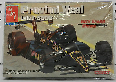 Provimi Veal Ford Lola T 8800 7 Open Wheel 1989 Cart Indy 500 Amt Model Kit