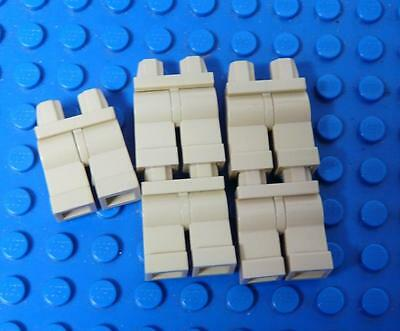 LEGO Minifig Legs Assembly Tan Assorted x5PC