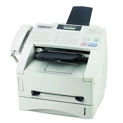 Brother IntelliFAX 4100E Laser Fax with Print Free Shipping NEW