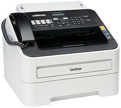 Brother - IntelliFAX 2840 Laser Fax Machine Free Shipping NEW