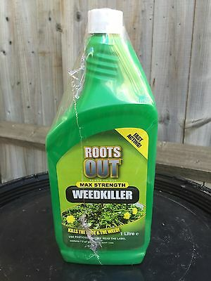 Roots Out Max Strength Weed Killer