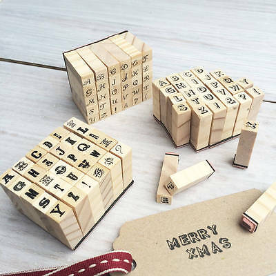 Dovecraft Mini Alphabet Stamps - FREE POSTAGE - Card Craft